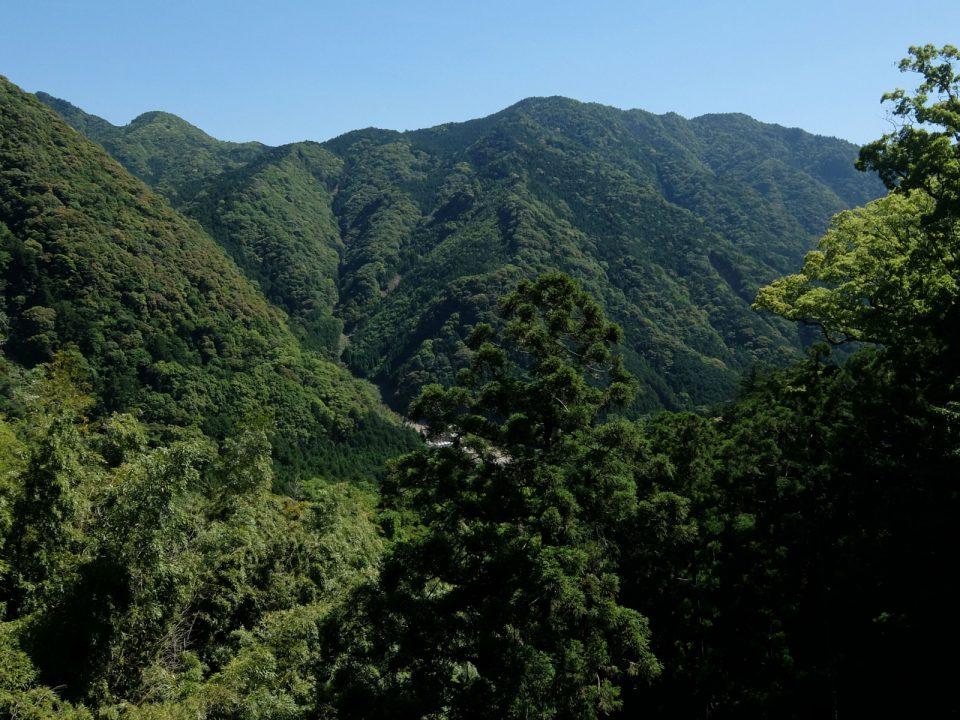 049和歌山県新宮市那智大社からの景色min