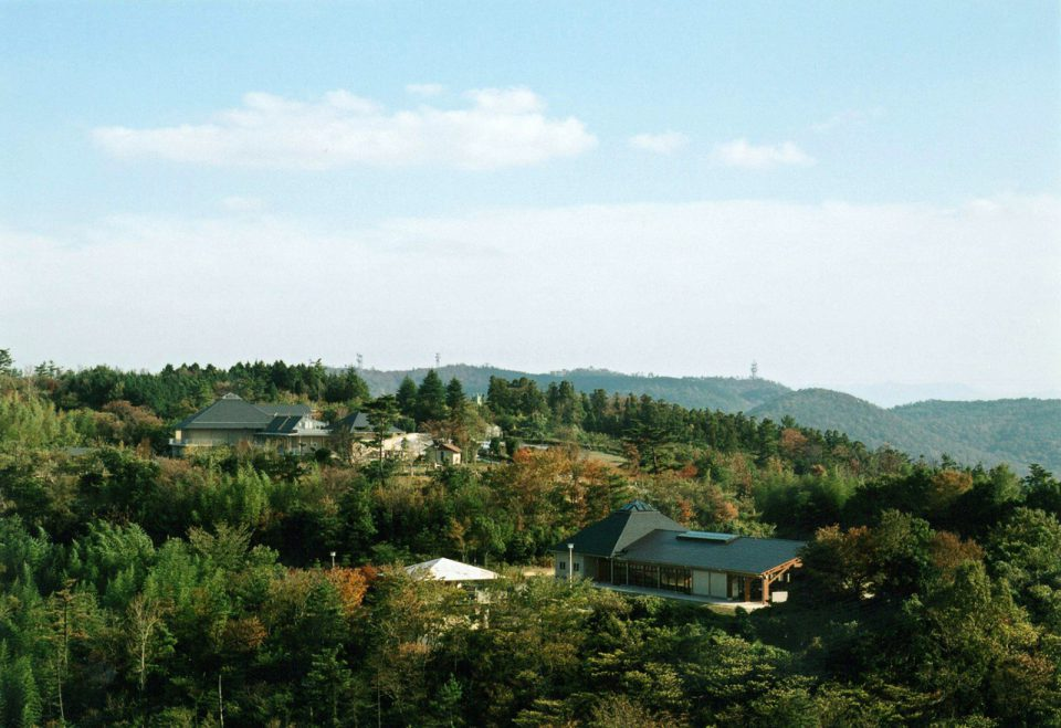 瀬戸内海の自然を発信するセンター施設