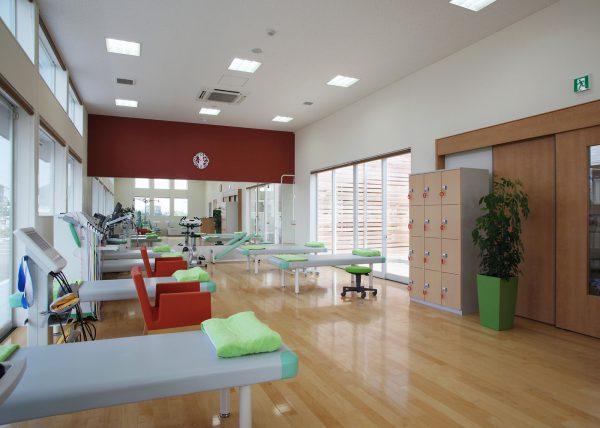 10 リハビリ室