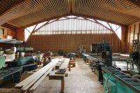 (1)協働による合理的な工夫に満ちた建築