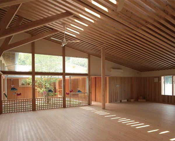 終了|6月23日(土) 地域の木材を活用した保育施設と幼児の健康を考えるセミナー(藤枝)