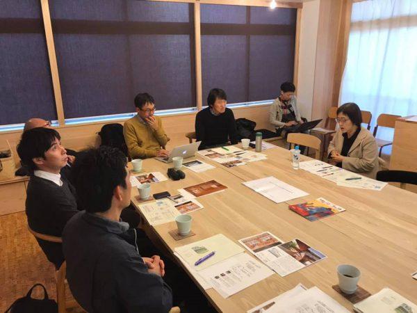 [開催報告]第1回 木造施設ワーキングin静岡