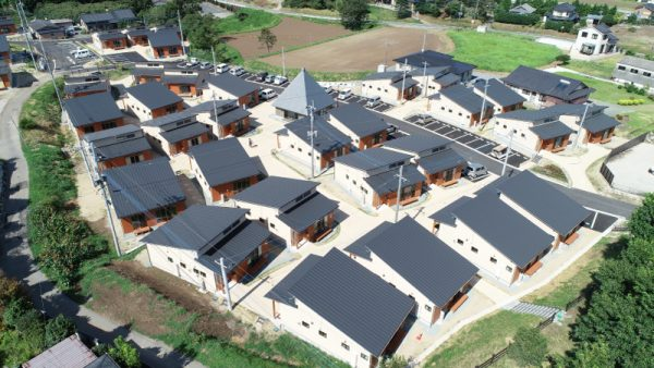 終了|地域の工務店が行政を動かし 公営住宅を建てた実践事例に学ぶワーキング