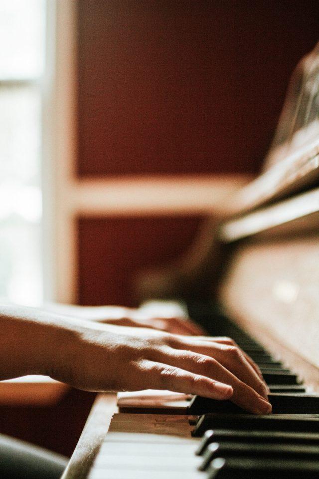 ピアノhm