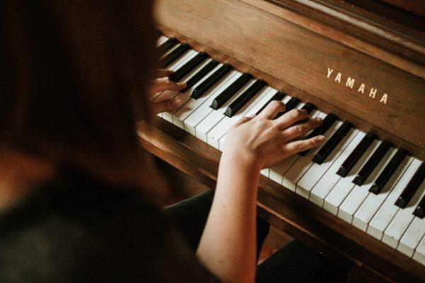 ピアノのイメージhm