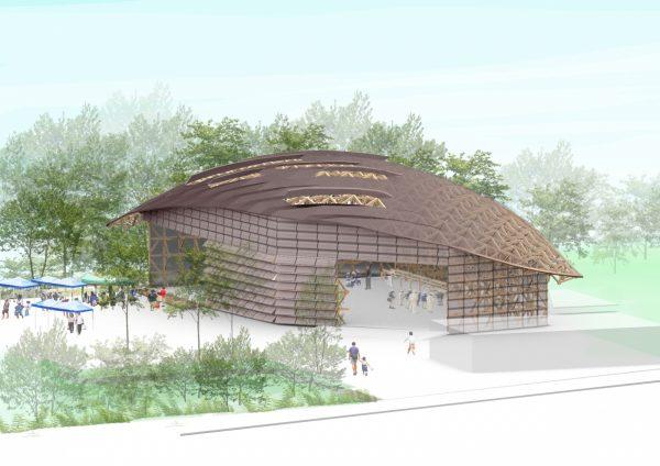 協議会会員、エバーフィールドが自社木材加工場をくまもとアートポリスプロジェクトによるプロポーザルで選定