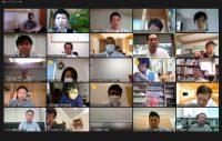 【開催報告】8/27(木)令和2年度オンライン総会