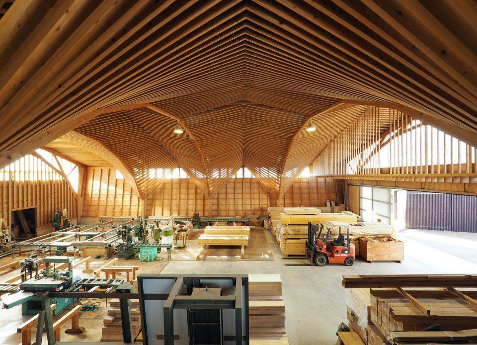 北沢建築木材加工場
