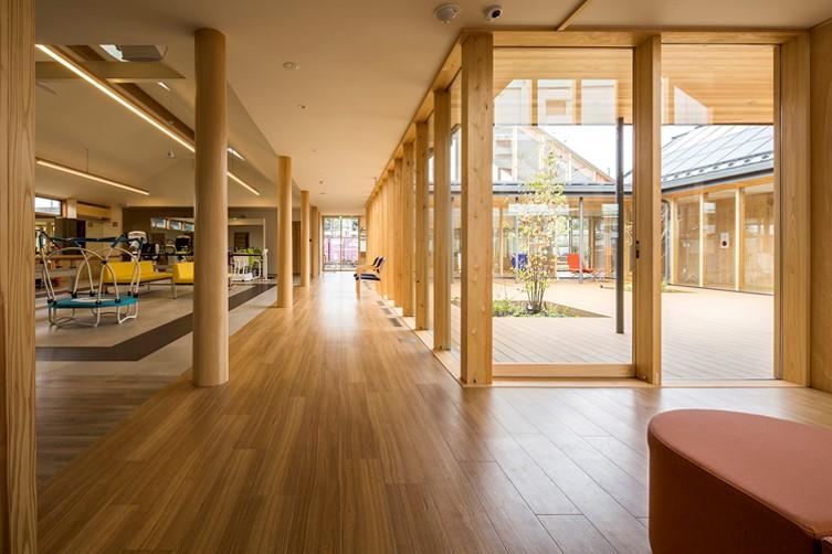 先進的福祉サービスと建築の居心地でつながる効果(4)