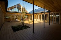先進的福祉サービスと建築の居心地でつながる効果(2)