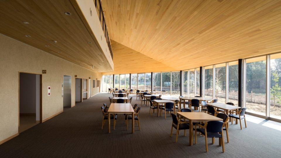 鉄筋コンクリート造の内装木質化 「リライフトータス」※