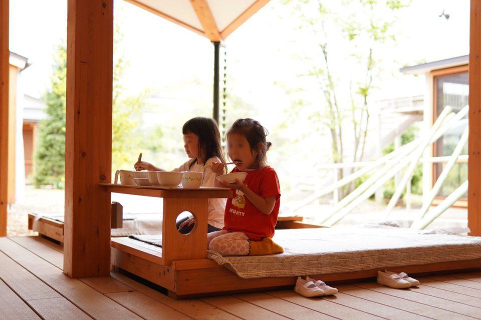 自分らしく、居心地のよい子供の時間と空間(3)